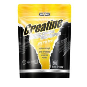 Maxler Creatine (пакет) 500 г