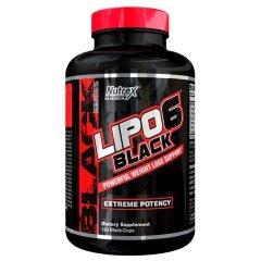 Lipo 6 Black 120