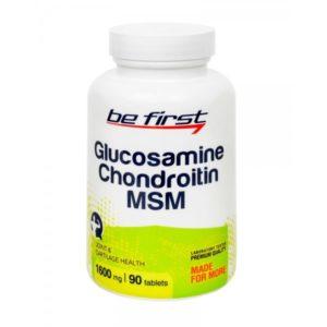 be first glucosamine