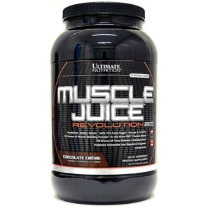 гейнер Muscle Juice Revolution 2,12 кг (4,69 lb)
