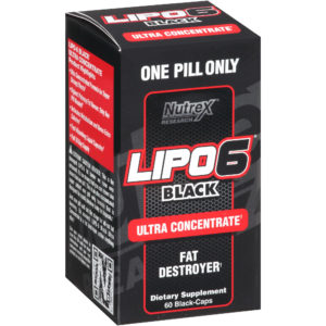 Lipo-6 Black Ultra Concentrate (жиросжигатель)