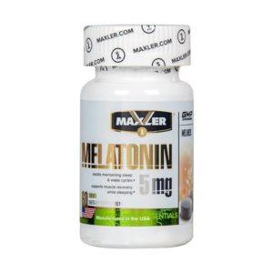 Maxler Melatonin 5 mg 60 таб