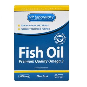 fish oil vp labaratory