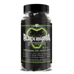 INNOVATIVE LABS BLACK MAMBA HYPERRUSH 90 КАПС