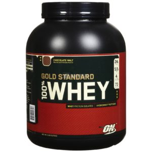 100% Whey protein Gold standard 2,27 кг (5 lb)