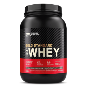 100% Whey protein Gold standard 0,9 кг (2 lb)