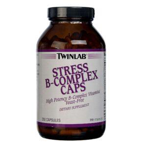 Twinlab Stress B-complex 100 капс