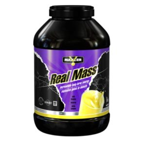 Real Mass 2,72 кг (6 lb)
