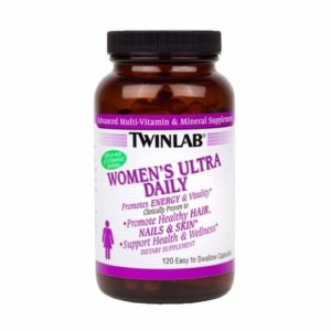 Women`s ultra multi daily 120 капс