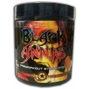 GoldStar Nutrition Black Annis Extreme 300 г