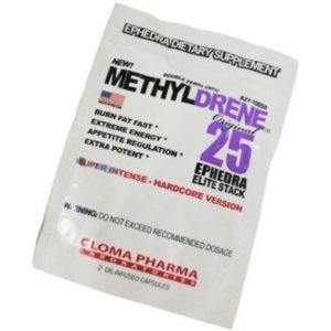 Пробники methyldrene white
