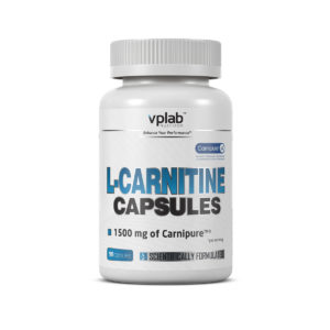 VP Laboratory L-Carnitine 90 капс
