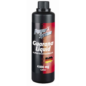 PowerSystem Guarana Liquid 4000 мг 500 мл