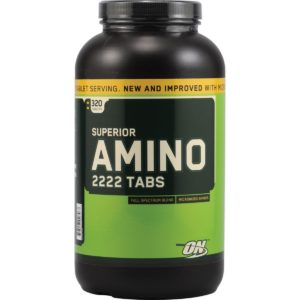 Optimum Nutrition Super Amino 2222 320 таб