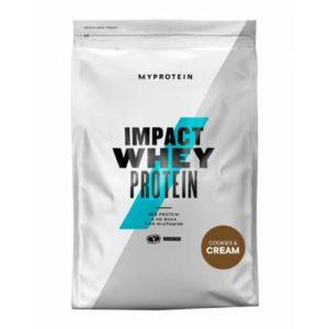 Myprotein impact whey 1кг