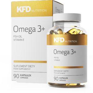 KFD OMEGA 3+ 90 капс