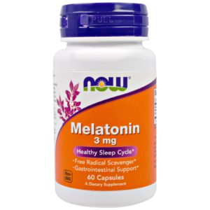 Melatonin 3 mg 60 капс.