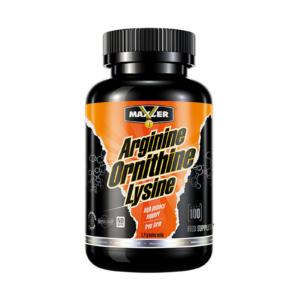 Arginine-Ornithine-Lysine 100 капc.