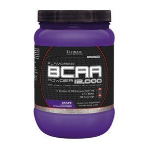 Ultimate Nutrition BCAA 12000 228 г