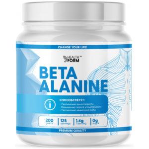Health Form Beta Alanine 200 г