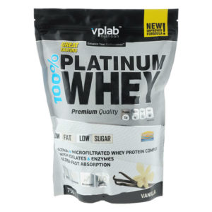 VP Laboratory 100% Platinum Whey 750 г