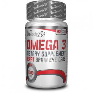 BioTech USA Omega 3 E.D. 90 softgels