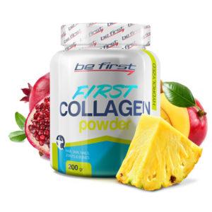 Be First First COLLAGEN powder 200 г