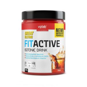 FitActive Isotonic Drink 500 г