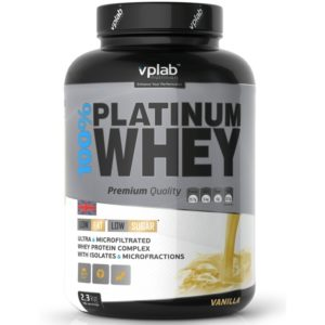 VP Laboratory 100% Platinum Whey 2300 г