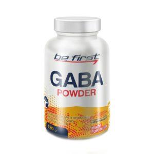 Be First GABA powder 120 г