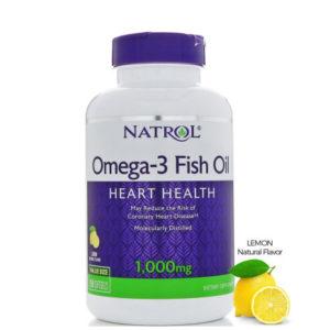 Omega-3 1000 mg Natrol 150 кап.
