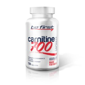 Be First L-carnitine capsules 120 капс