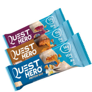 Quest Nutrition Батончики Quest Hero Bar