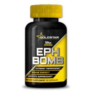 Goldstar. EPH BOMB 60 caps