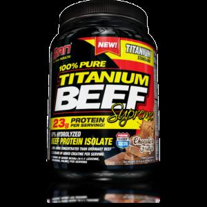SAN Titanium Beef Supreme 908 г