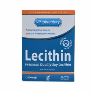 VP Laboratory Lecithin 60 капс