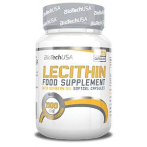BioTech USA Lecithin 55 капс