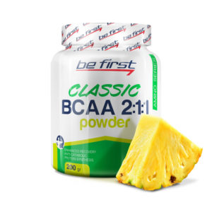 Be First BCAA 2:1:1 CLASSIC powder 200 г