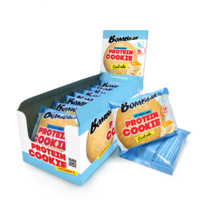 Bombbar Протеиновое печенье 60гр.