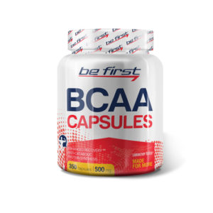 Be First BCAA 350 капс