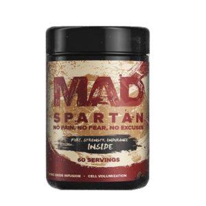 MAD Spartan предтренировочный комплекс