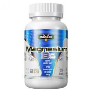 Maxler Magnesium B6 120 таб