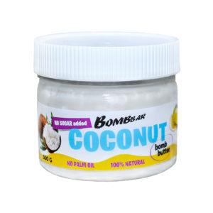 bombbar кокосовая паста