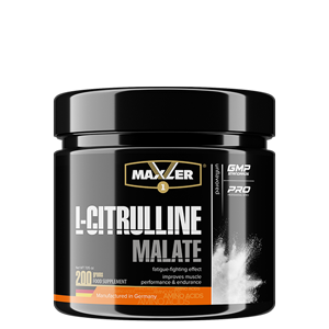 Maxler L-Citrulline Malate 200 гр.