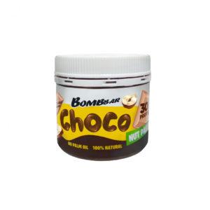"""Шоколадная паста с фундуком ТМ """" BOMBBAR"""" 150 гр"""