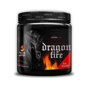 GoldStar Nutrition Dragon Fire 240 г