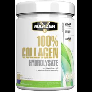 Maxler 100% Сollagen Hydrolysate 300 г Unflavored