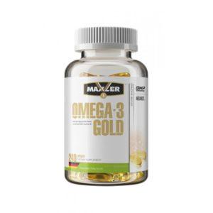Maxler Omega-3 Gold (DE) 240 softgels