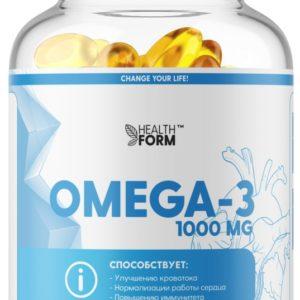 Health Form Omega 3