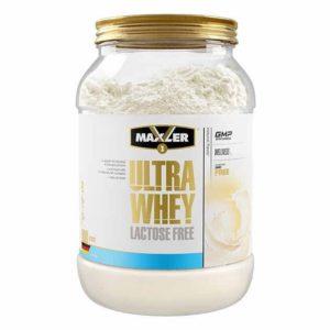 Maxler Ultra Whey Lactose Free (банка) 900 г